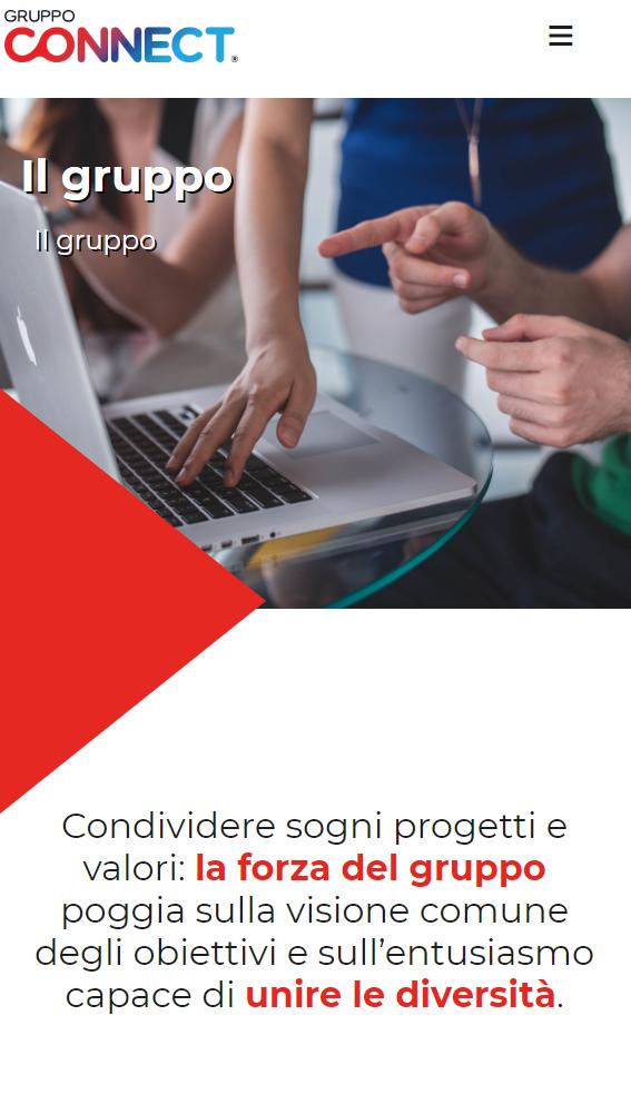 Gruppo-Connect-Sito-web-responsive