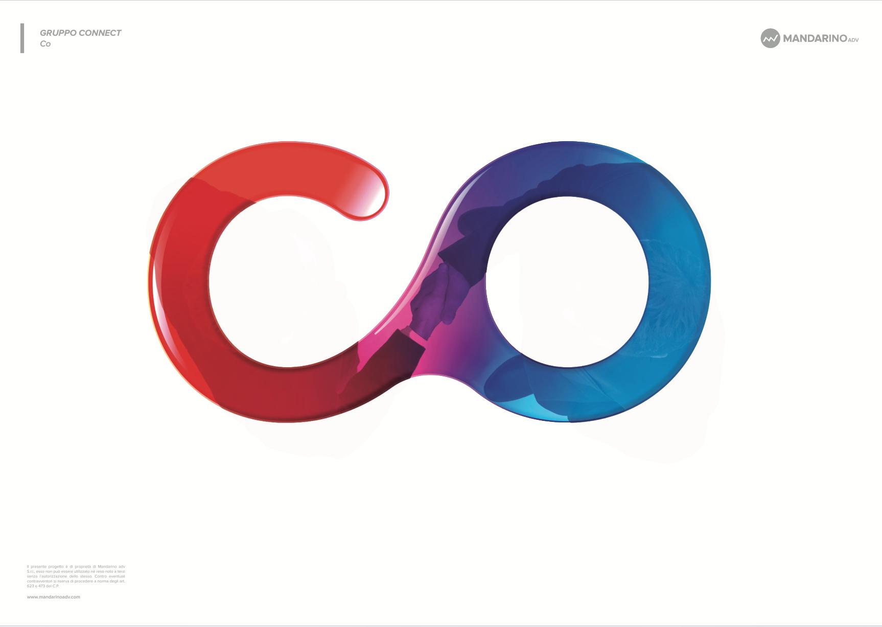 Rebranding gruppo connect